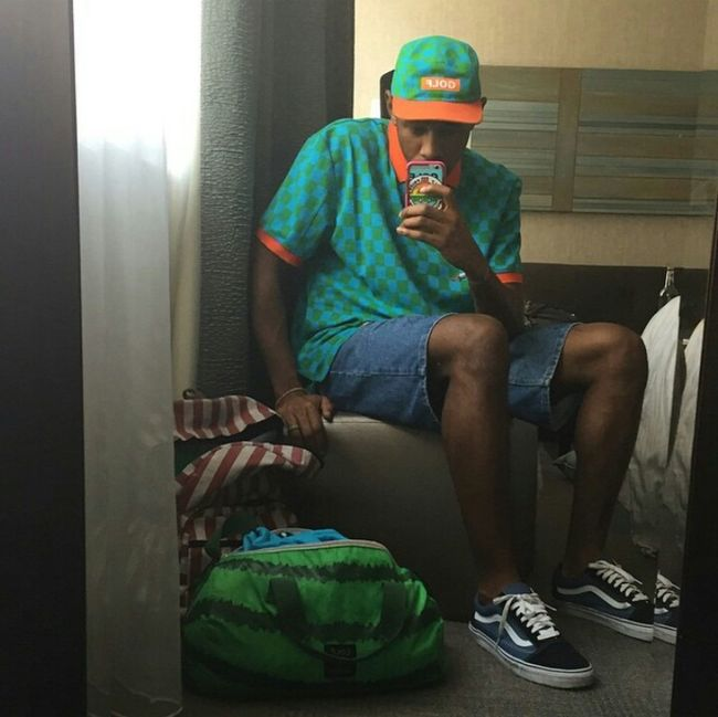 Golf Wang Ofwgkta Selfie Street Fashion Urban Fashion Urbanstyle Fashion Aesthetics Cherry Bomb Tyler The Creator