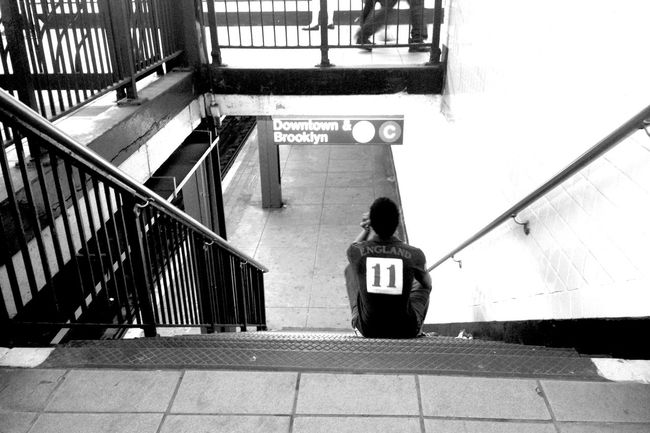 11 down. Tales From The Underground Subwayphotography Black And White EyeEm Best Shots - Black + White