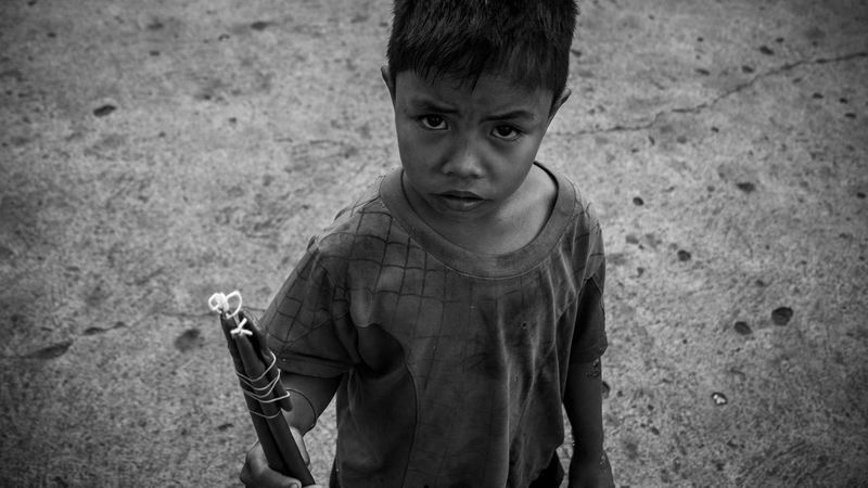Dream Black Black & White Black Background Black&white Blackandwhite Blackandwhite Photography Boys Child Childhood Children Only Day Elementary Age Innocence One Boy Only One Person Outdoors People Real People Street Street Light Street Photography Streetphoto_bw Streetphotography