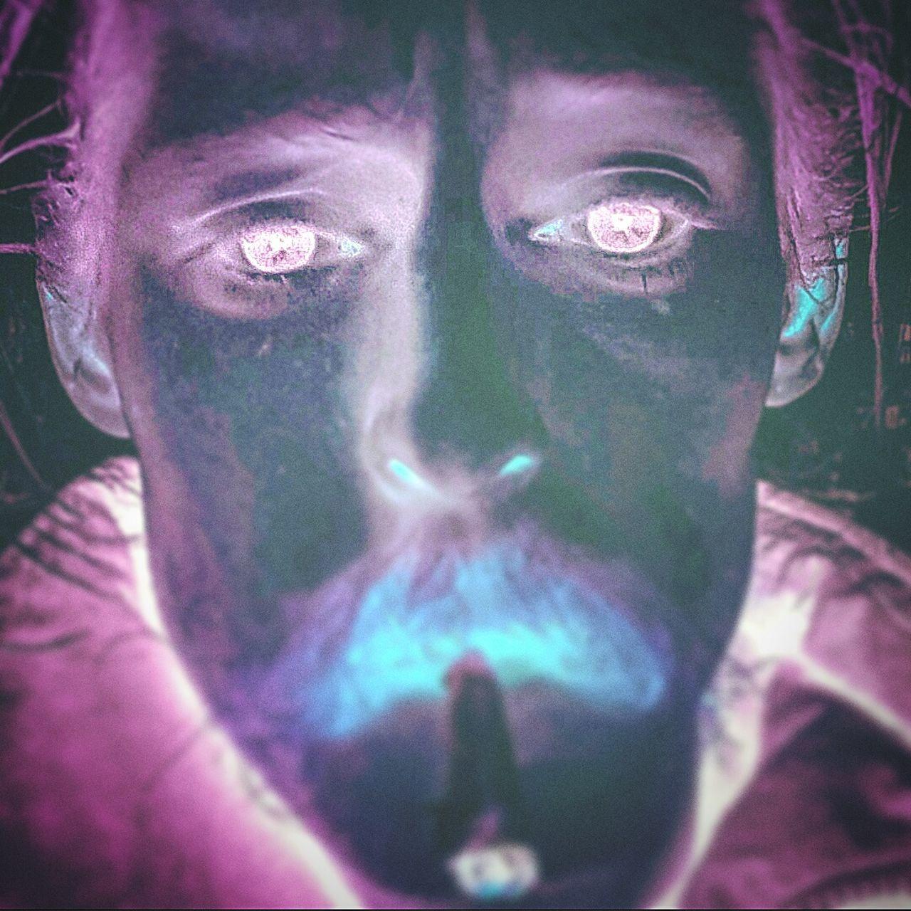 Hello World That's Me Smoking Weed Feel Like Diyng Enjoying Life
