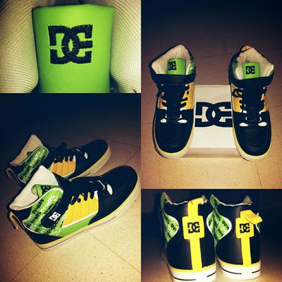 Shoes DC Hip_Hop Dodgar Effect Love It