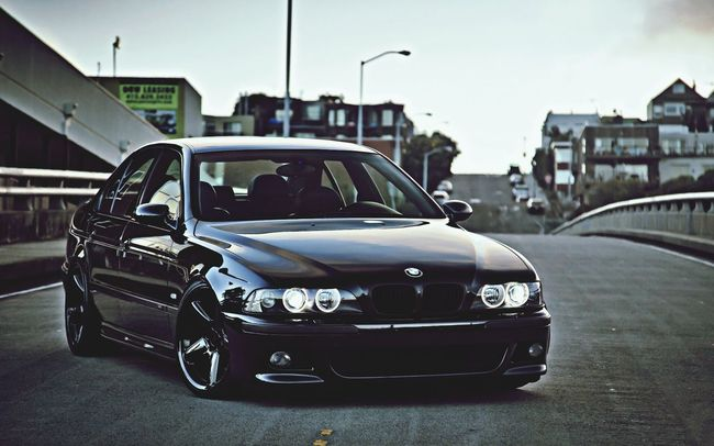 BMWe39 First Eyeem Photo