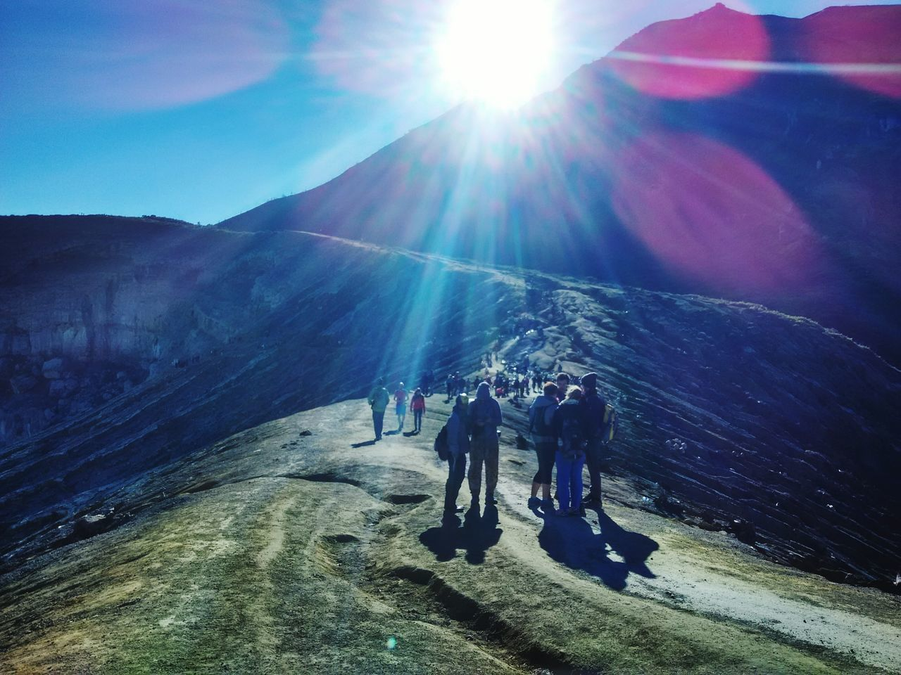 Ijen Volcano Travel Blue Check This Out Cool_capture_ Beautiful View