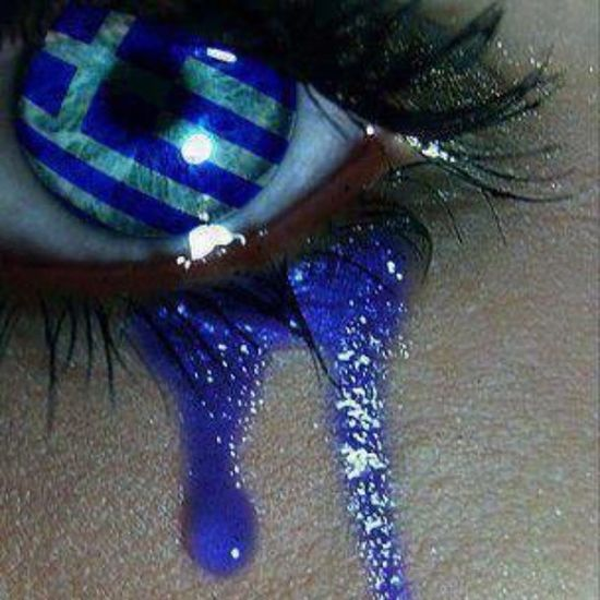 Don't let GREECE ♥♥ go down