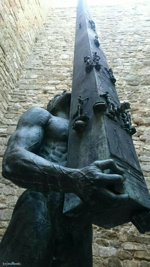 Art Is Everywhere Sculpture ArtWork Statue Medicean Fortress No People Arezzox Z3 Xperia External Italy🇮🇹