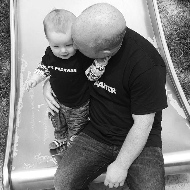 Fatherhood Moments Son Padawan Father Alexander Love Family EyeEm Ashford Kent