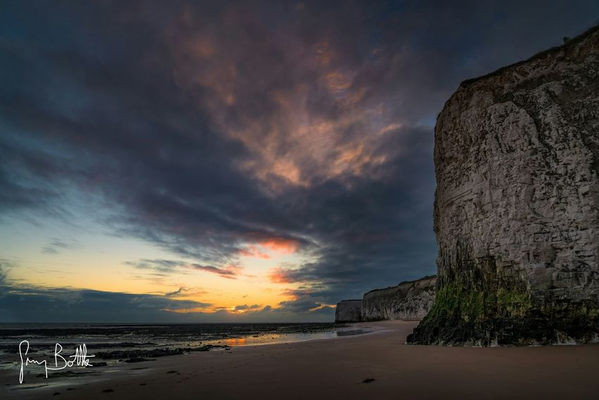 Sunrise, Botany Bay Broadstairs Sunrise Sunrise_Collection Sunrise_sunsets_aroundworld Landscape_Collection Landscape_photography Landscape Dawn Eye4photography  EyeEm Best Shots - Landscape Seascape Photography Sony A7RII Sonyalpha Sony Images Nature_collection Clouds And Sky Botany Bay Beach Photography EyeEm Masterclass Seascape Kent Beach England