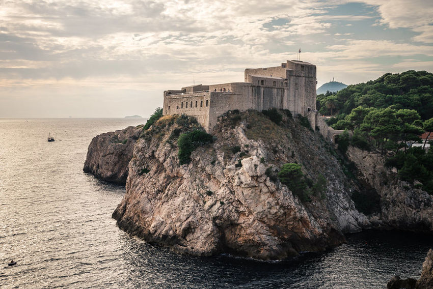 Dubrovnik Travel Photography King's Landing Historical Traveling Dubrovnik, Croatia Old Town Architecture Europe Trip Croatia Travel Europe Tourist Attraction