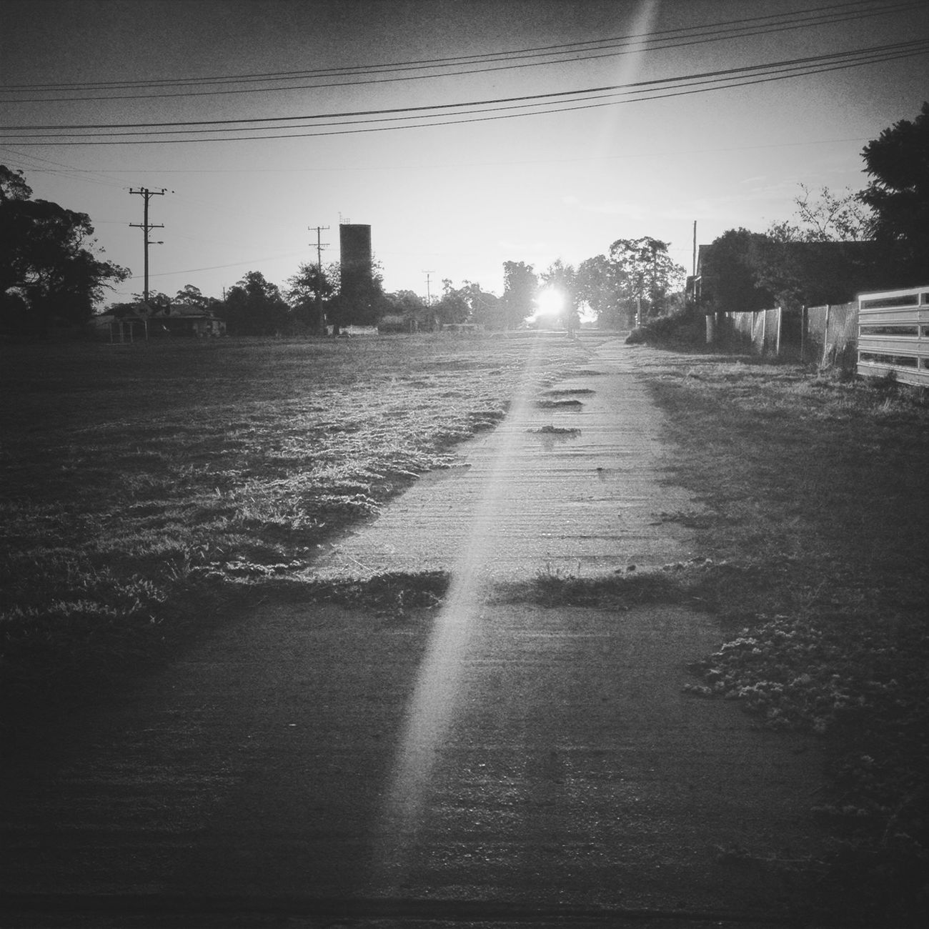 Follow the path to the way home follow the light to heaven