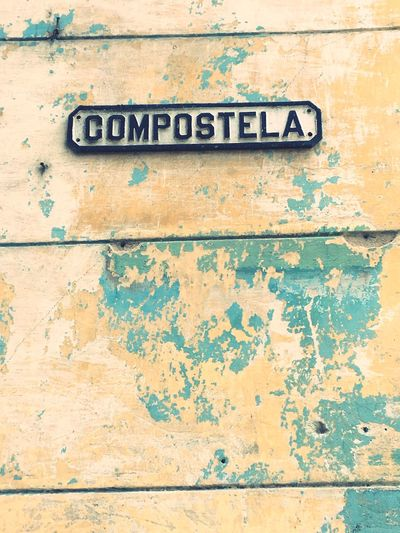 Cuba Communication Text Day Architecture Outdoors Close-up Street Name Sign No People