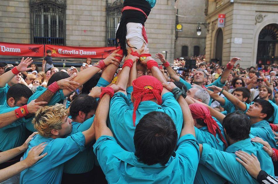 Spain ✈️🇪🇸 Treveling La Merce Streetphotography