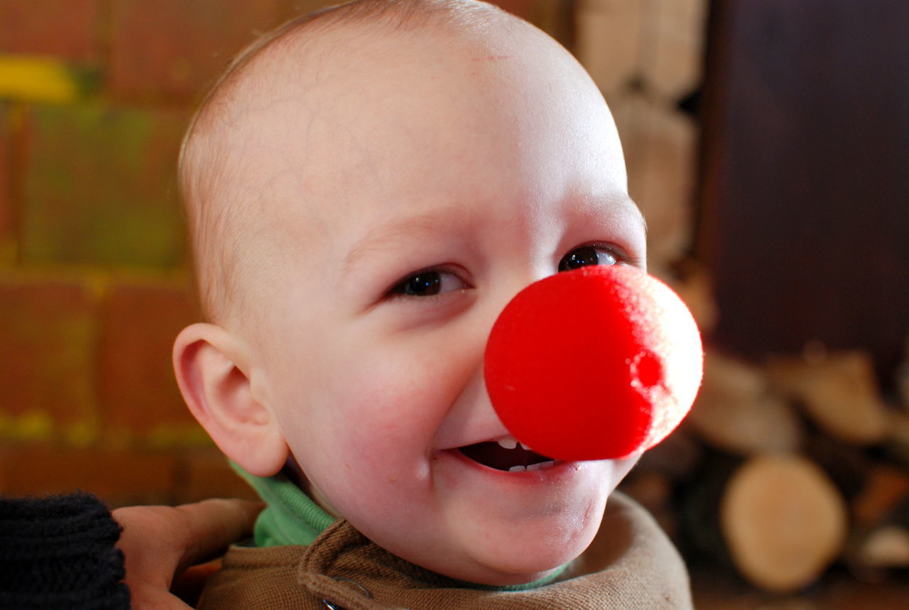 Beautiful stock photos of clown,  Babies Only,  Baby,  Babyhood,  Boys