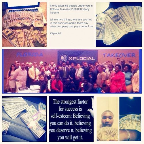 XPLOCIAL MONEYTEAM... Coolin... Why Be Stuck Chillimg Make Less Money When U Can Be Gettin,,,,, any detail or question message me
