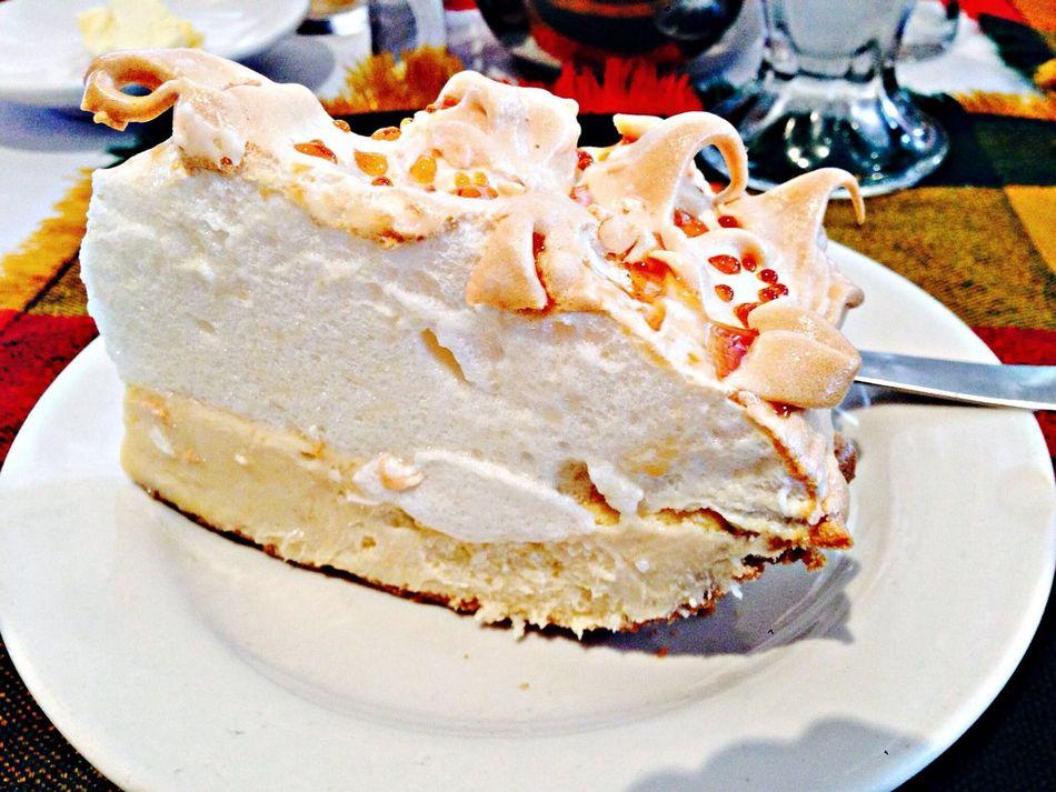 Lemon Pie Foodporn