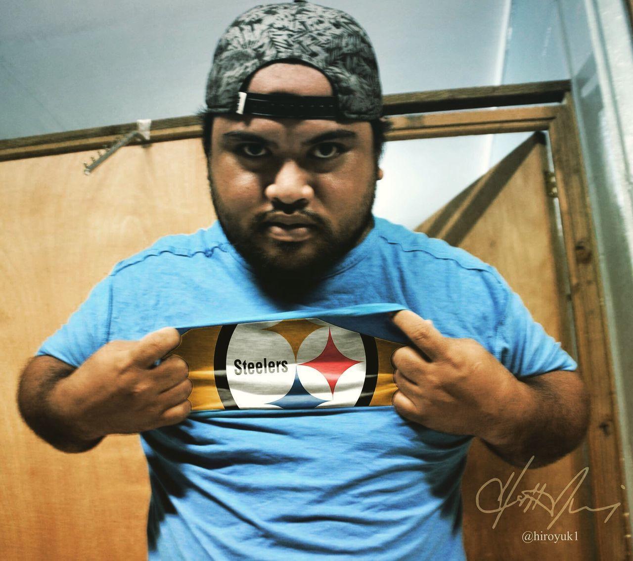 bleed Steelers SteelersNation Steelers Pride  Art Micronesia Islander Kurassa