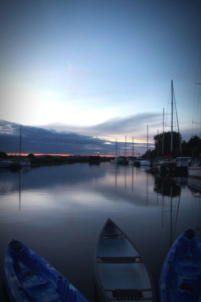 Canoe ! Fine Art Photography Landscspe Landscape_Collection Landscape_photography Water Reflections Long Exposure Slow Shutter