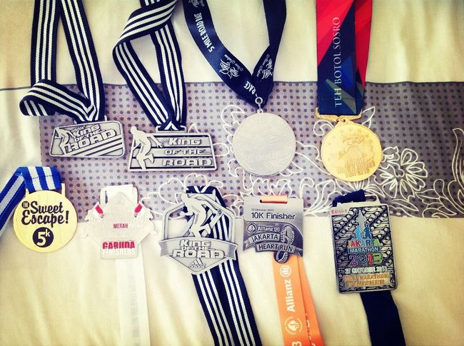My race medals from 2011 Running Racemedal Medals Medalscollection