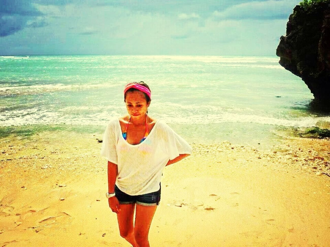 love the beach Vacation
