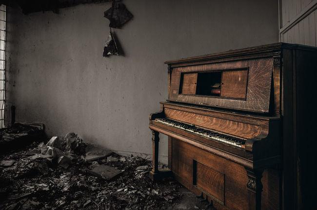 EyeEm_abandonment NEM Derelict Abandoned Places Showcase: November