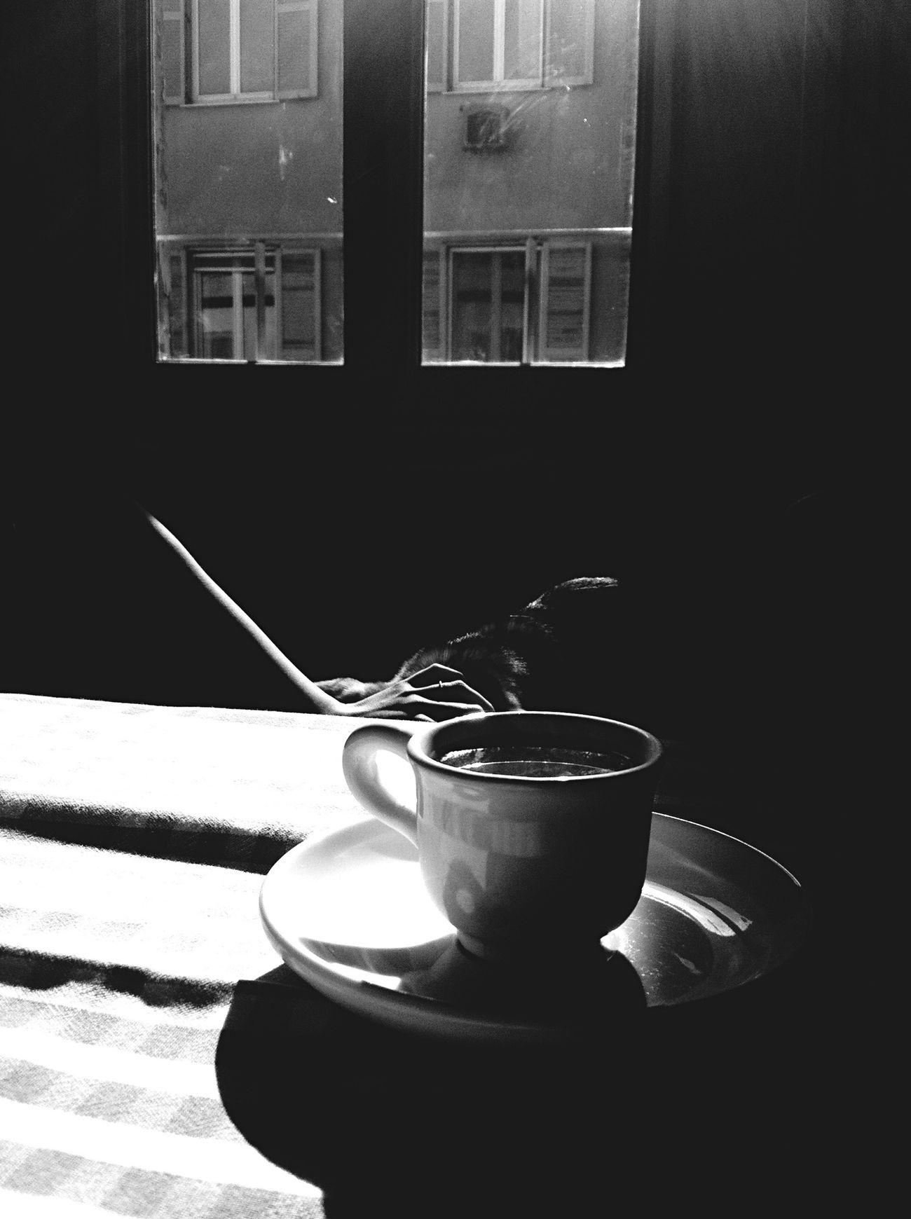 Goodmorning Coffee Breakfast EyeEm Best Shots EyeEm Best Shots - Black + White Blackandwhite Home Sweet Home Nothing Better