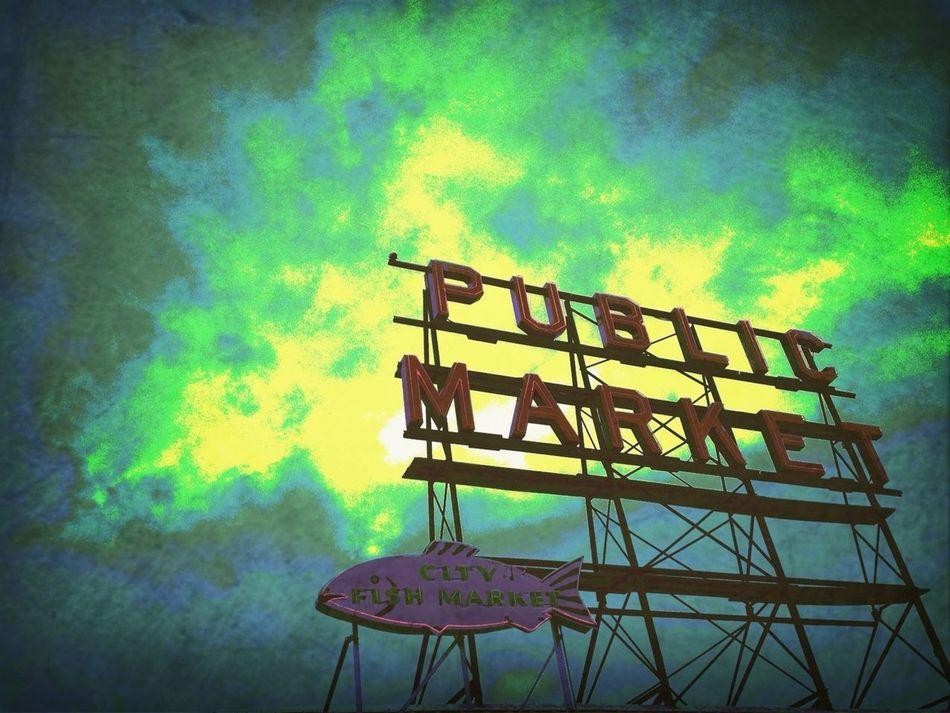 Fish Market ObsessiveEdits Reach 4 The Sky What A Sky!