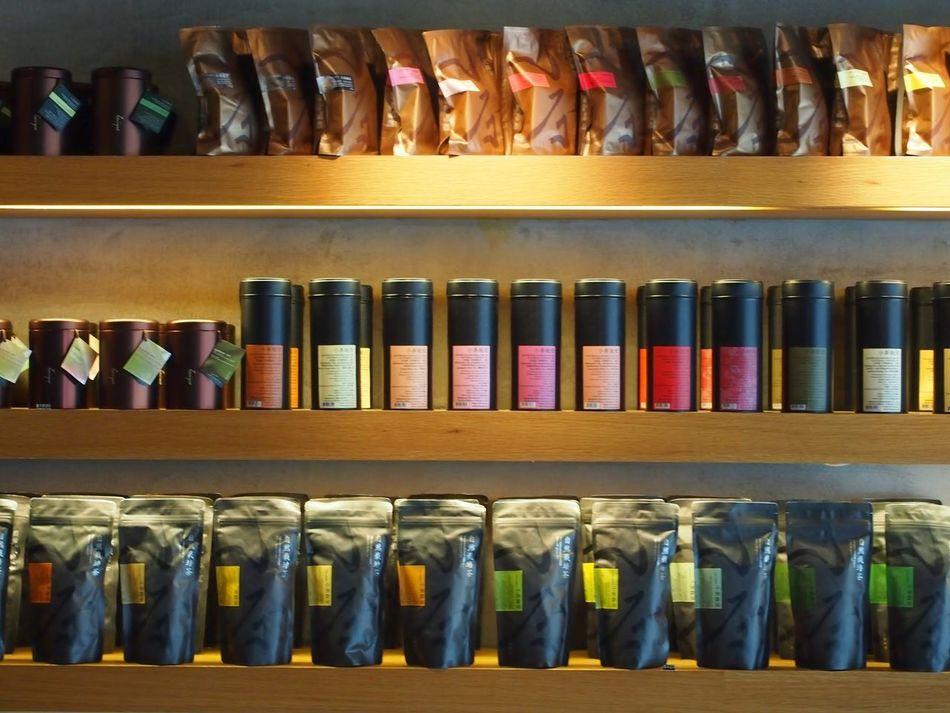 Display Shelf No People Order Package Design Shelf Simplicity Tea Zen