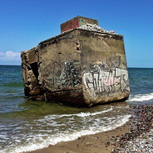 Bunker Abandoned Buildings