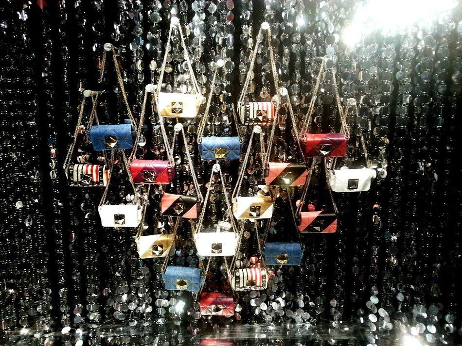 Handbag  Designer  Storefront Real Photography New York City Taking Photos Womansburg Luxury Brands Women Style Womensfashion Highendfashion Richpeople No People Close-up Low Angle View Expensive Taste