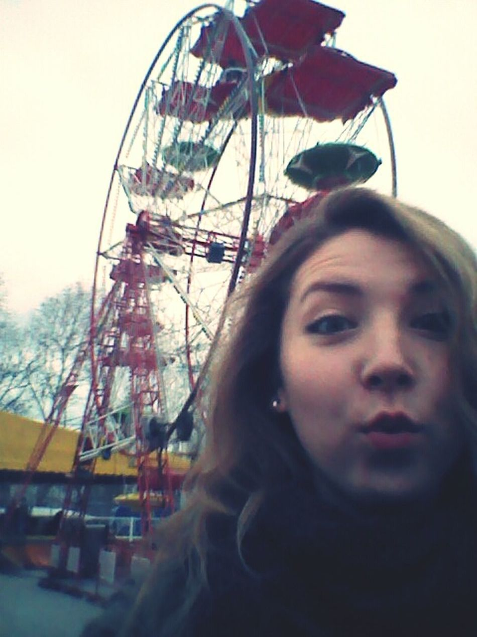 Carnivals Enjoying Life Luna Park