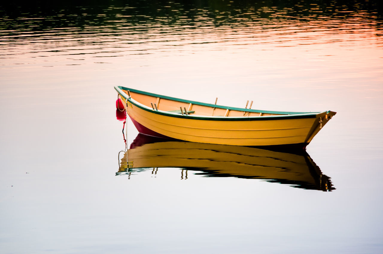Beautiful stock photos of travel,  Blue,  Boat,  Canada,  Horizontal Image