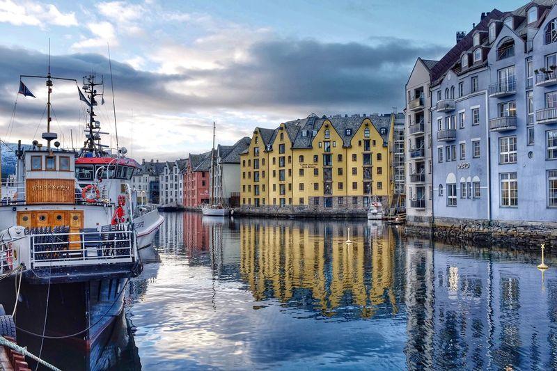 Alesund Norway Norwegian Norwegen Norway🇳🇴
