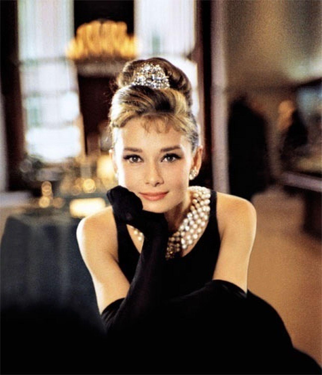 Perfect lady Audrey Hepburn Perfection