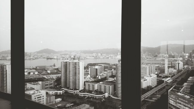 Japan Black And White Top City
