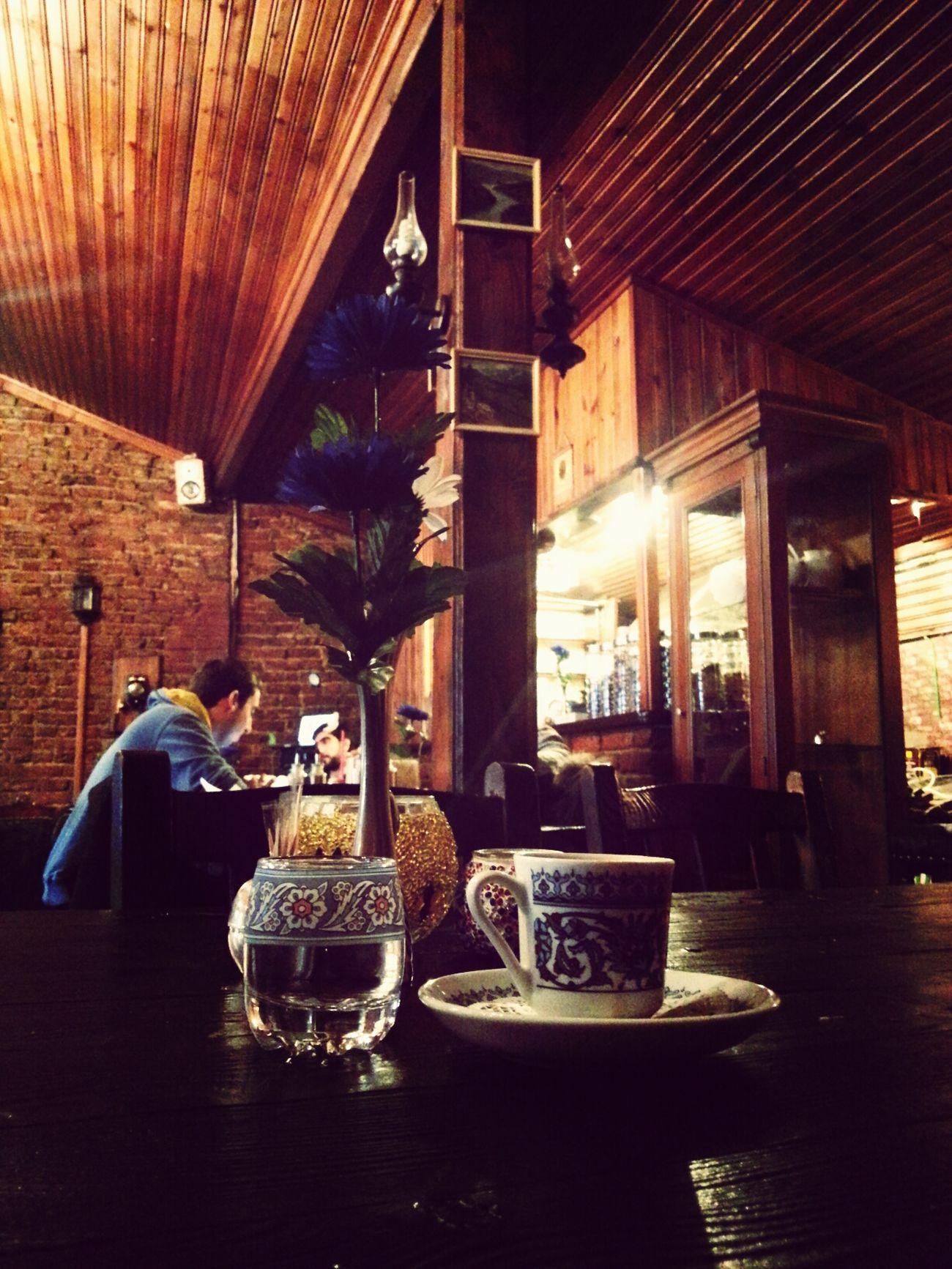 Eating Great Food Cafe Turkish Coffee