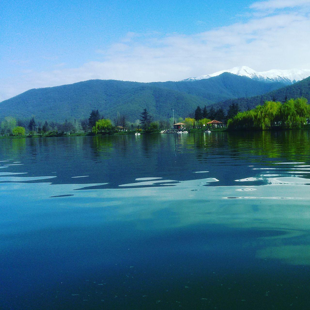 Georgia Spring In Heaven Lopota Lake