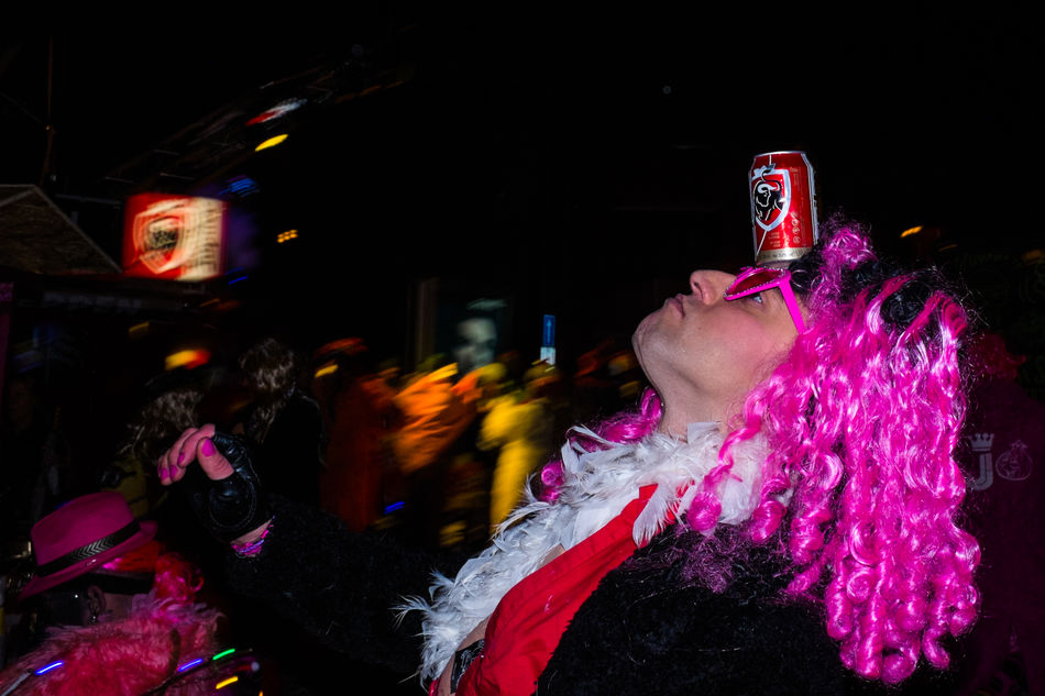 Celebration Color Fujifilm Night Outdoors Party People Pink Streetphoto_color Streetphotography