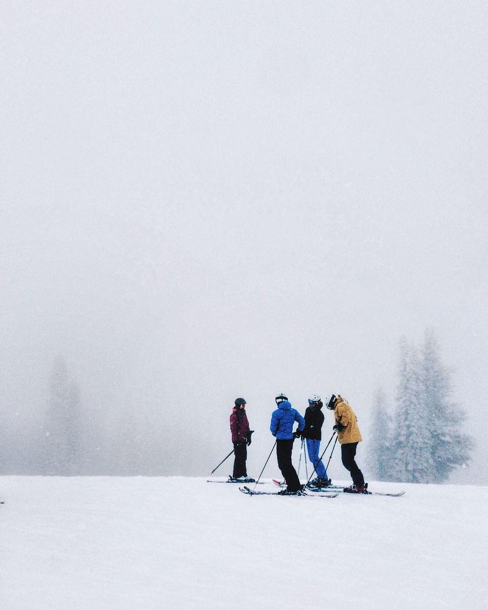 Mountains Mountain View Sun Valley Skiing Moodygrams