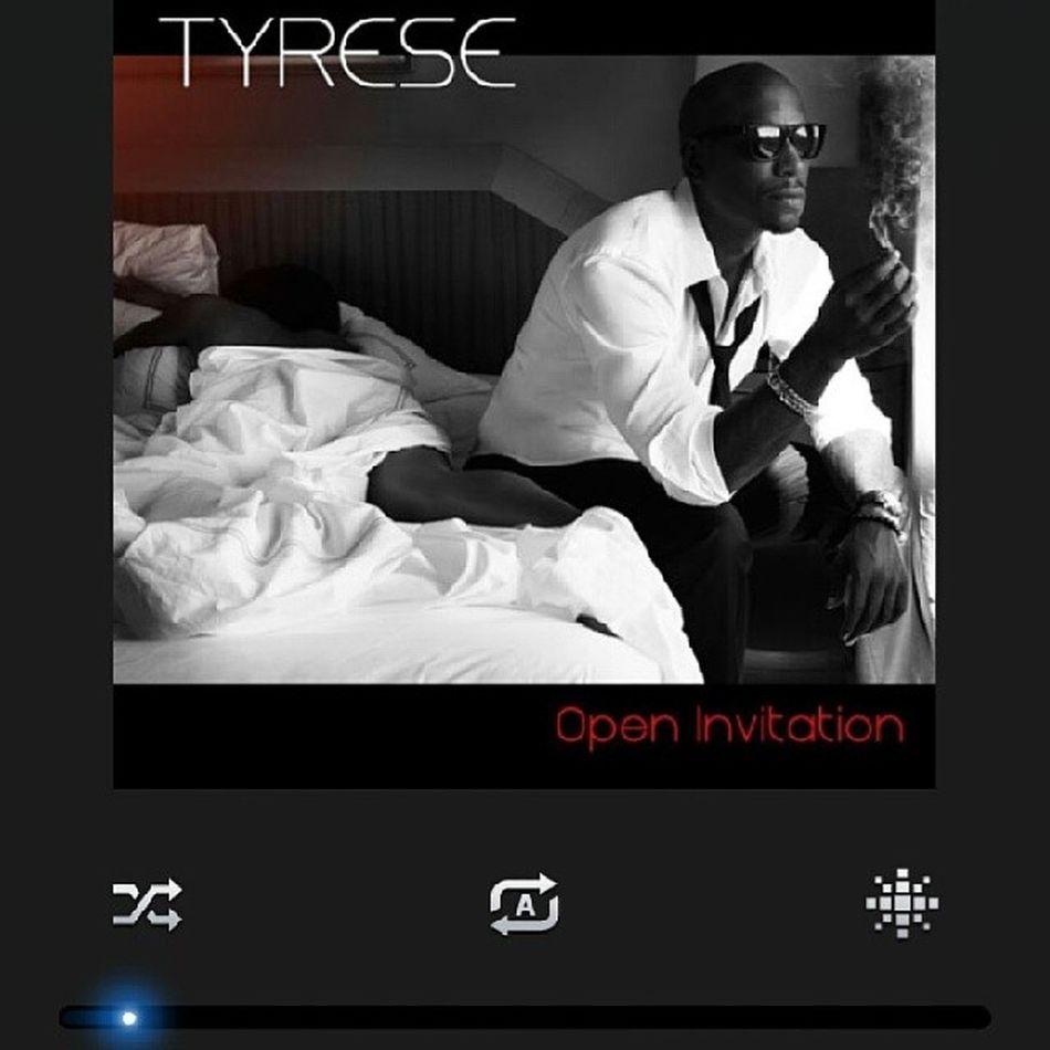 Feeling d tyrese flow! Blacktye Bestinme Openinvitation Music my addiction....