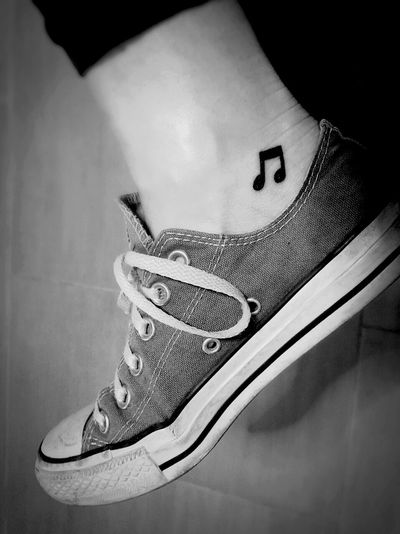 Music Tattoo Tattoos Musicon Onmyskin Ink Inked Taking Photos Enjoying Life Portrait