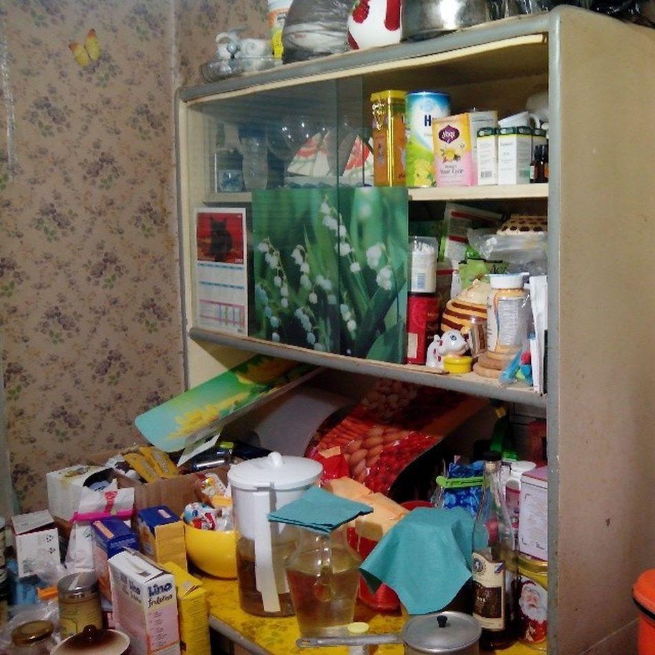 #kitchen #кухня #бардак #хаос Kitchen кухня хаос бардак