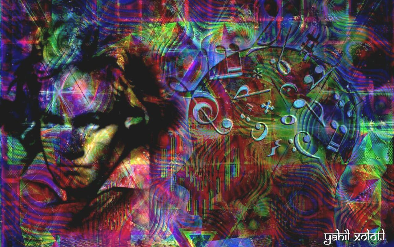 Digitaldreams Digital Art ArtWork Psy Ludwig Van Beethoven