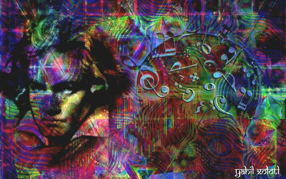 Digitaldreams Digital Art ArtWork Psy Ludwig Van Beethoven