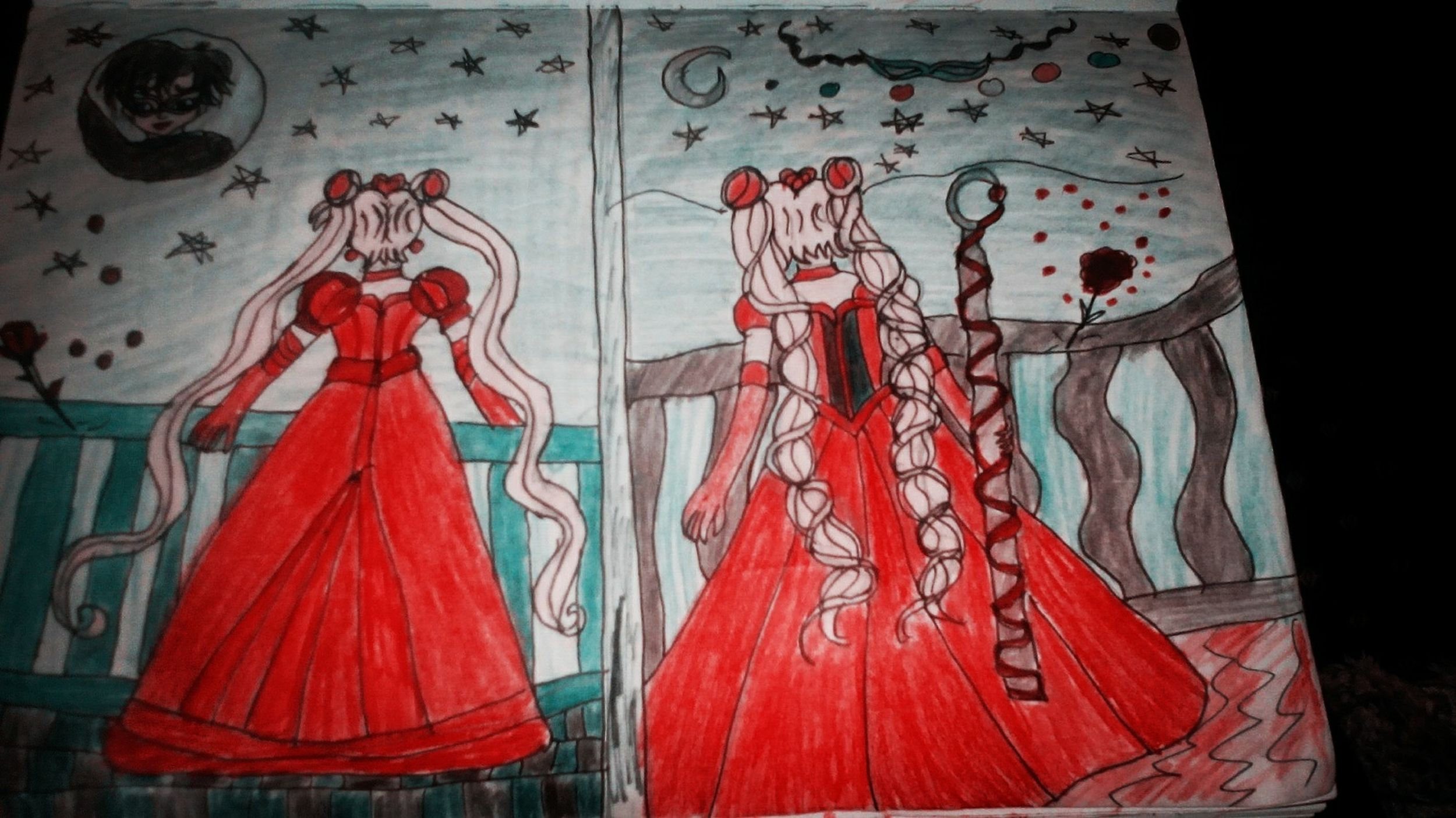 Beforeearth Drawing Seilor Moon Seilormoondraws Seilormoonseries Serenity Endimon Princess Check This Out Popular Photos Hairstyle Reddress Love Seilor Moon Stars Fellings 😘💑💏💋❤💕 Bebrave