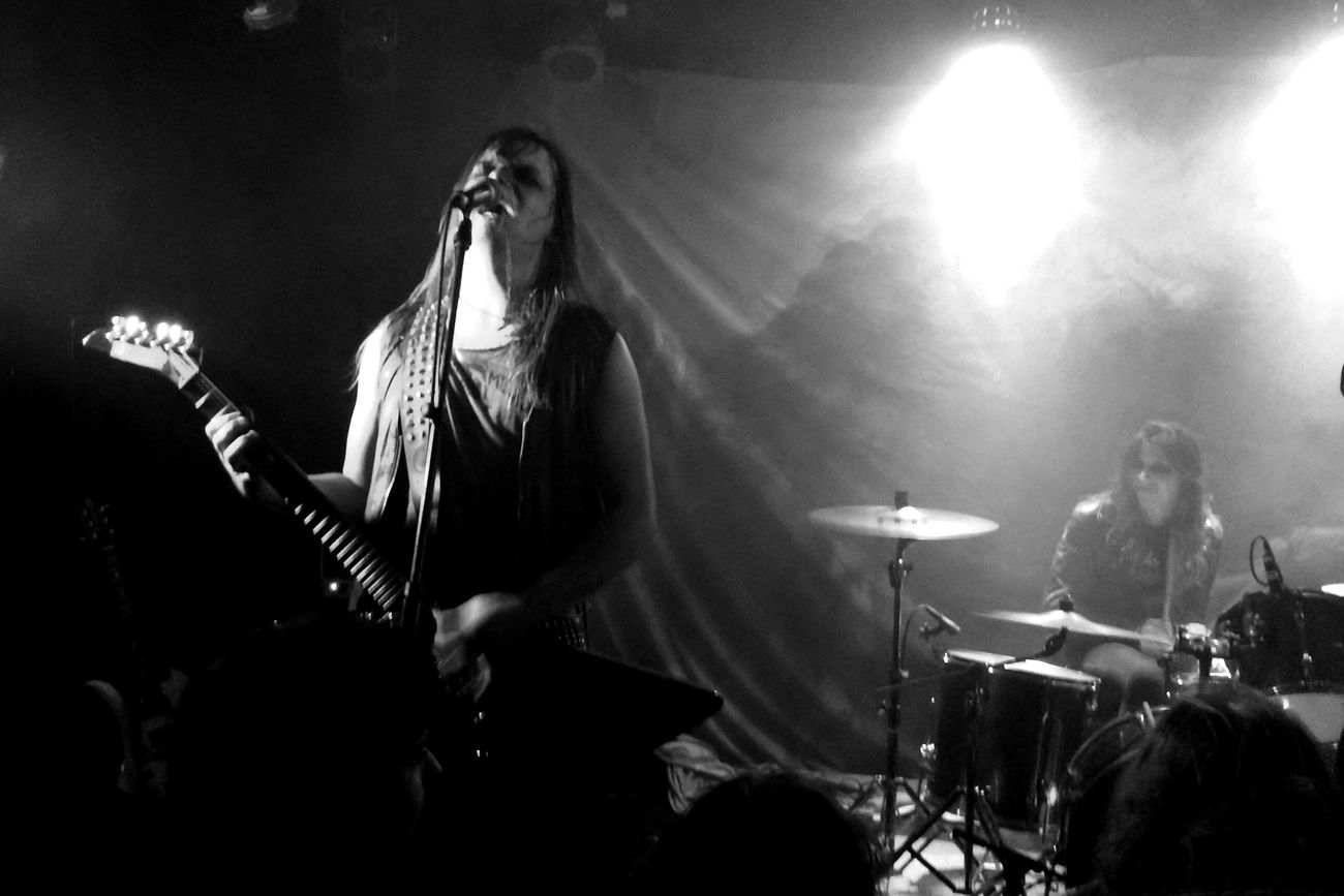.::Morbus Chron::. Blackandwhite Music Awesome Performance Live Music Concert Metal MADE IN SWEDEN Black And White Morbus Chron Black And White Excellence