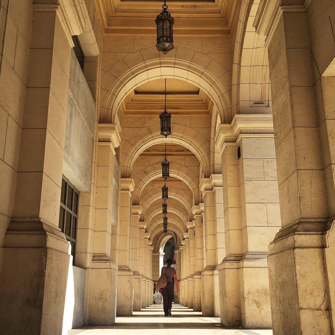 Beautiful stock photos of cuba, Arcade, Arch, Architecture, Building Exterior