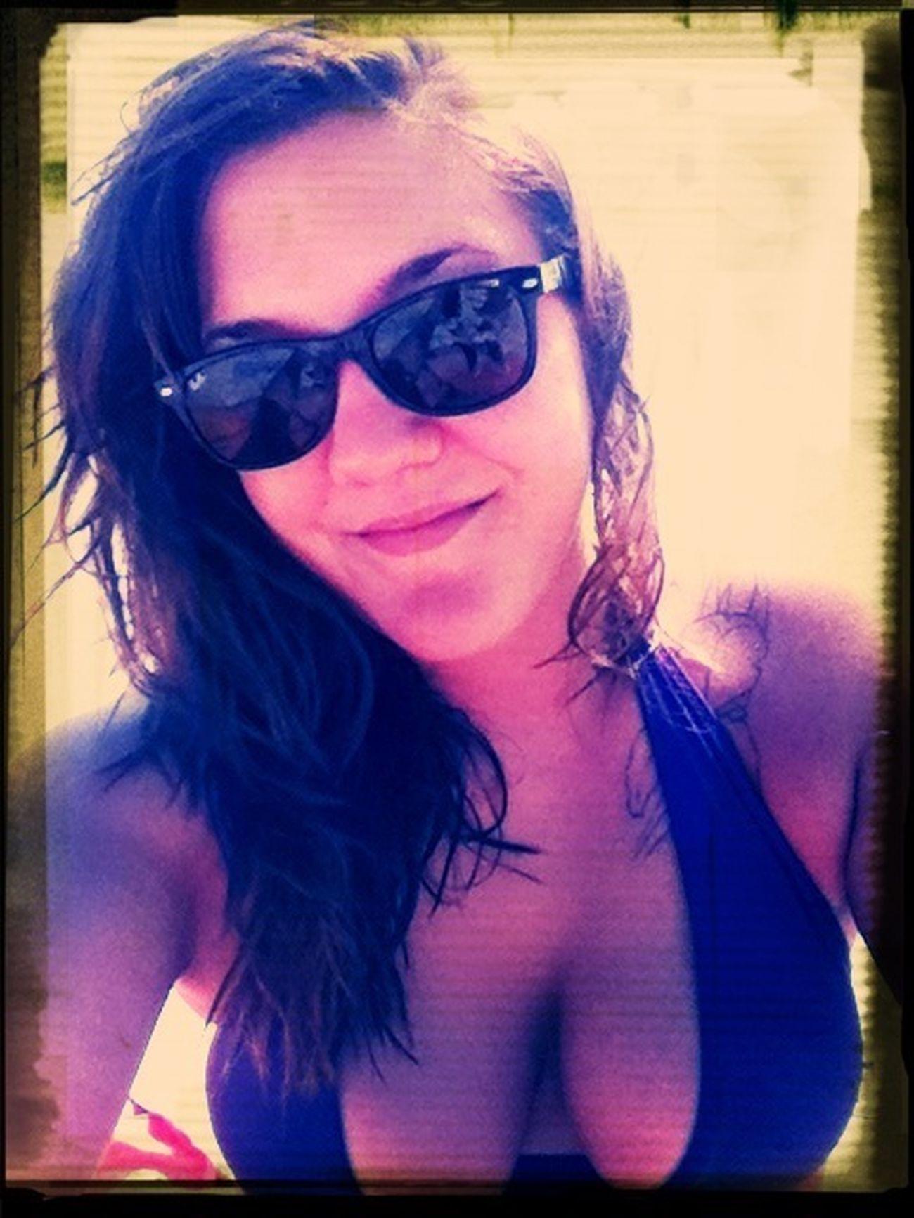 Relaxing @ The Beach!