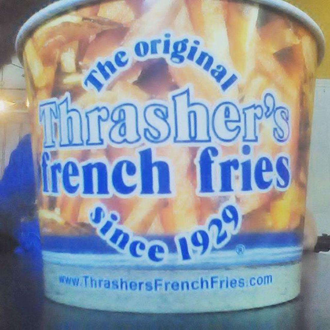 Yummmmy! Thrashers OceanCity Maryland