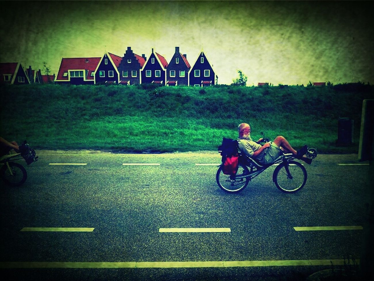 Traveling Bicycle