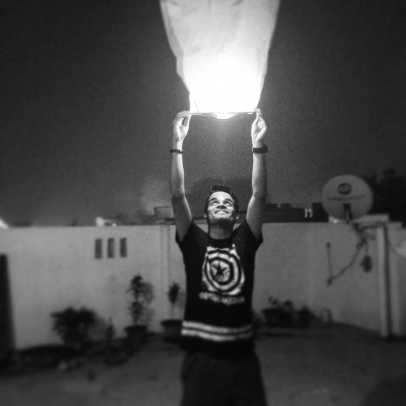 Diwali Diwalicelebrations Skylantern Festivity Athome  EyeEm Gallery EyeEm Best Shots - Black + White