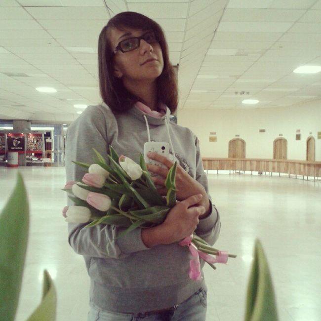Flowers Pfur RUDN Lia 'sbirthday